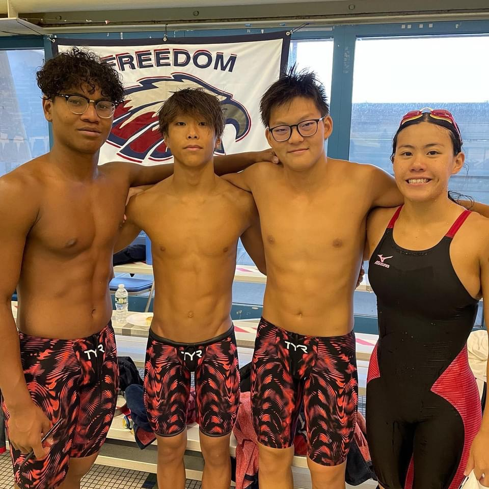 UCLA Swim Club experiences growth, success at competitions